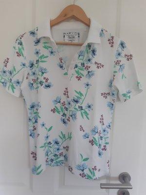 Clarina Polo Shirt multicolored cotton