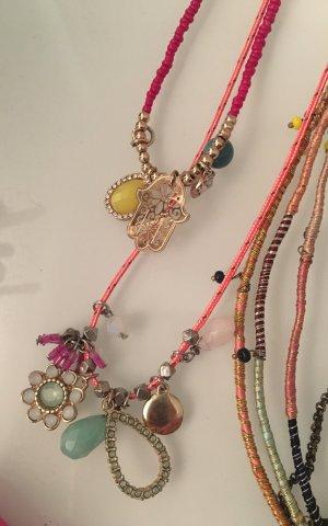 Hippie Festival Halsketten von Promod