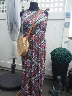 Jean Pascale Hippie Dress multicolored