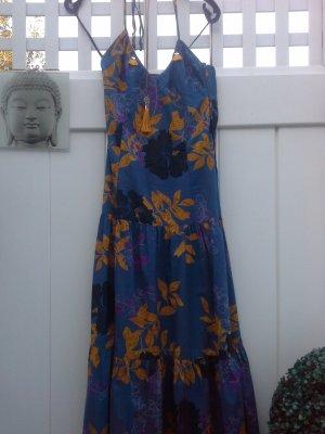 H&M Robe Hippie multicolore