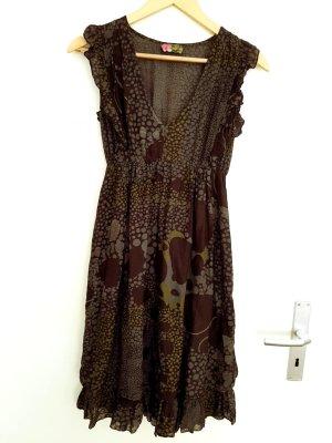 andere Marke A Line Dress multicolored