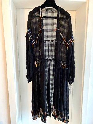 Hippie Mantel von Zara, M