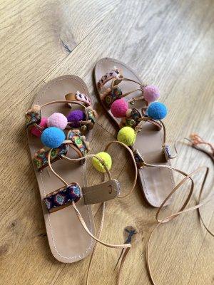 Hippie Sommer Sandalen