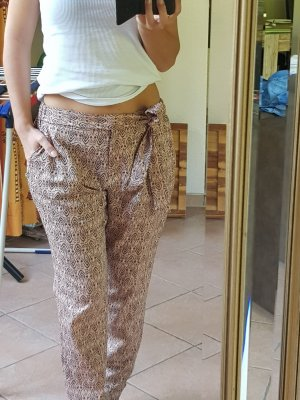 Maison Scotch Jodhpurs multicolored polyester