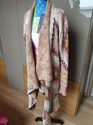 Review Cardigan multicolored
