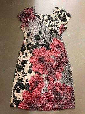TARANKO Robe Hippie multicolore tissu mixte