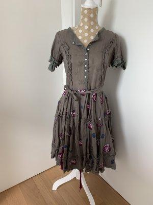 Odd Molly Sukienka boho Wielokolorowy