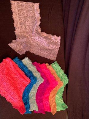 Bottom multicolored