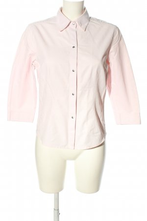 Hirsch Hemd-Bluse pink Business-Look