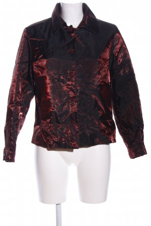 Hirsch Jerseyblazer rot Casual-Look