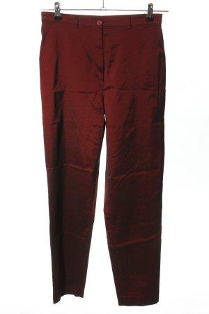 Hirsch Stretchhose rot Elegant