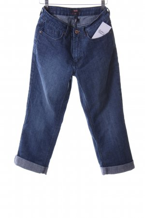 His 3/4 Jeans blau Casual-Look