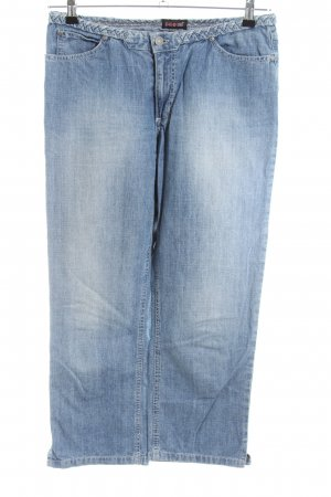 His 7/8 Jeans blau Casual-Look