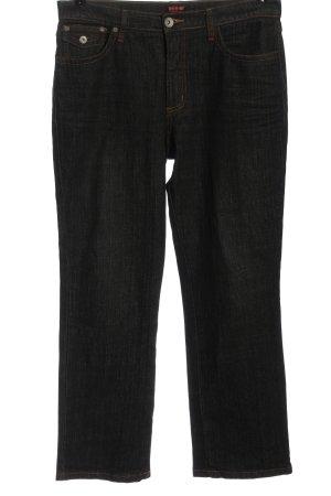 His High Waist Jeans schwarz Casual-Look