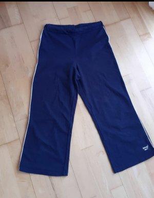 HIS Hose blau Gr.S Caprihose Sporthose