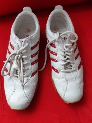 HIS Lederschuhe Sneaker/Sportschuhe Größe 39