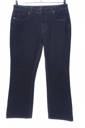 His Straight-Leg Jeans blau Casual-Look