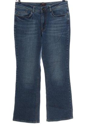 His Straight-Leg Jeans blau Casual-Look