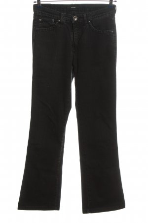 His Straight-Leg Jeans schwarz Casual-Look