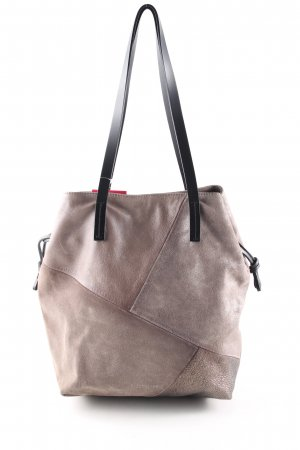 Hispanitas Shopper braun Casual-Look