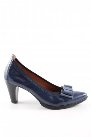 Hispanitas Slingback-Pumps blau Casual-Look