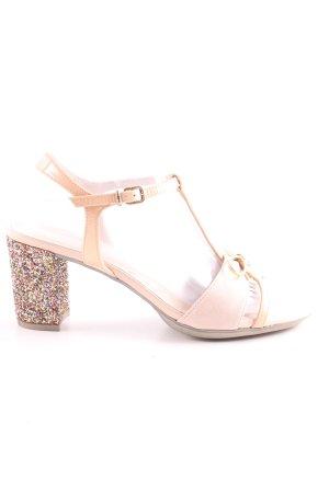 Hispanitas T-Steg-Sandaletten pink Elegant