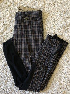 HKM Sports Equipment Pantalon d'équitation noir-bronze