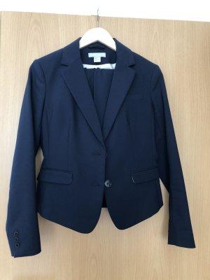 hm-moden Zakelijk pak donkerblauw