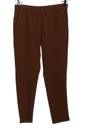 HM Baggy Pants brown casual look
