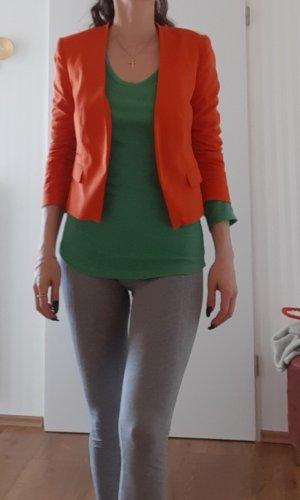 hm blazer orange gr.36