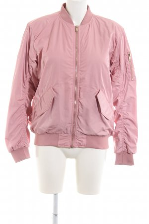 HM Blouson pink Casual-Look