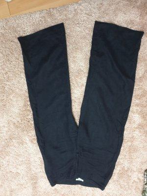 HM Pantalon en lin taupe