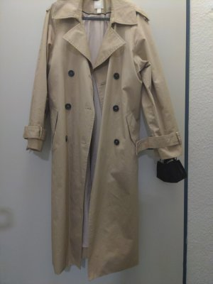 HM Coat Dress beige