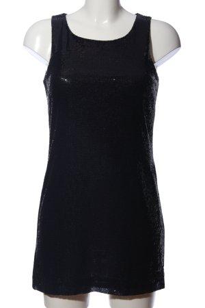 HM Minikleid schwarz Elegant
