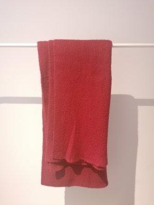 HM Gebreide sjaal rood