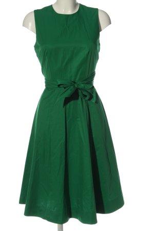 Hobbs A-Linien Kleid grün Elegant