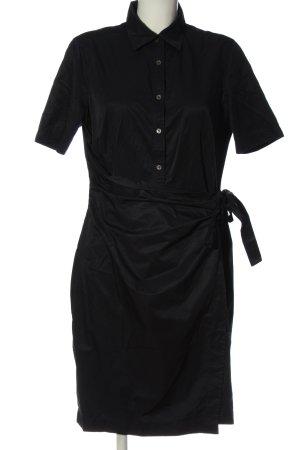 Hobbs Blusenkleid schwarz Elegant