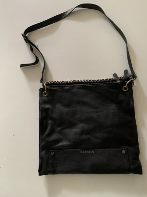 Hobo Bag, schwarz