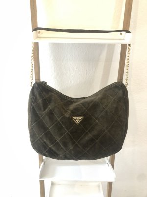 Hobo bag Shopper Handtasche Prada Leder