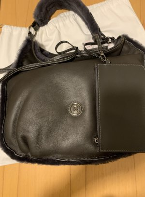 Bogner Hobos anthracite leather