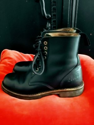 Hobo Leather Boots 40