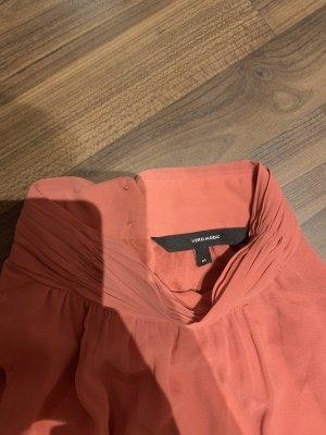 Hochgeschlossene Bluse