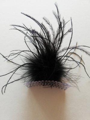 Épingle à cheveux noir