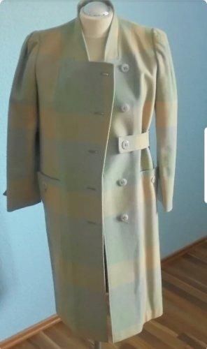 telimena Manteau en laine multicolore