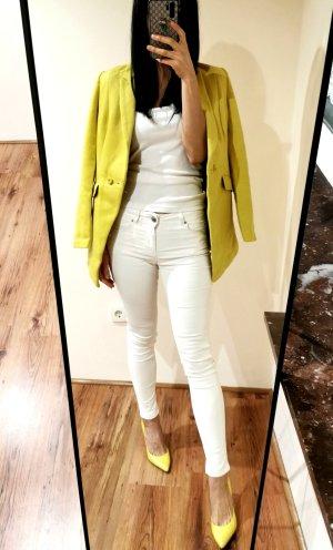 hochwertig kurz Wolle Mantel lang Blazer Basic