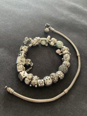 Pandora Braccialetto in argento multicolore