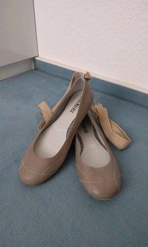 hochwertige Ballerinas aus Leder
