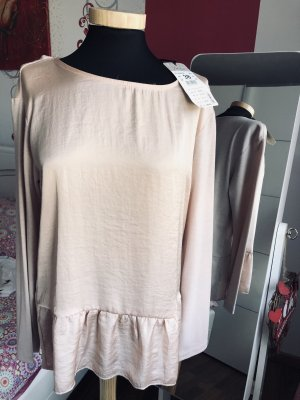 Hochwertige Bluse von Le comte / rosa,38/M, Neu