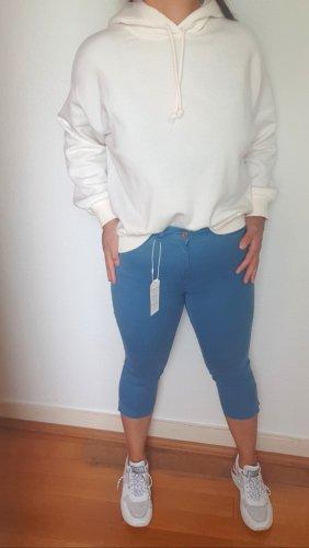 edc by Esprit Pantalon capri bleu-bleu azur