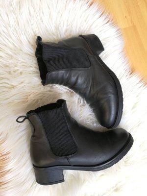 Hochwertige Chelsea Boots Pavement Gefüttert